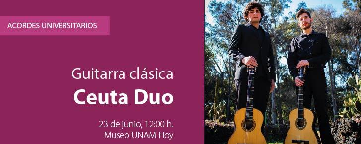 Acordes universitarios: Ceuta Dúo