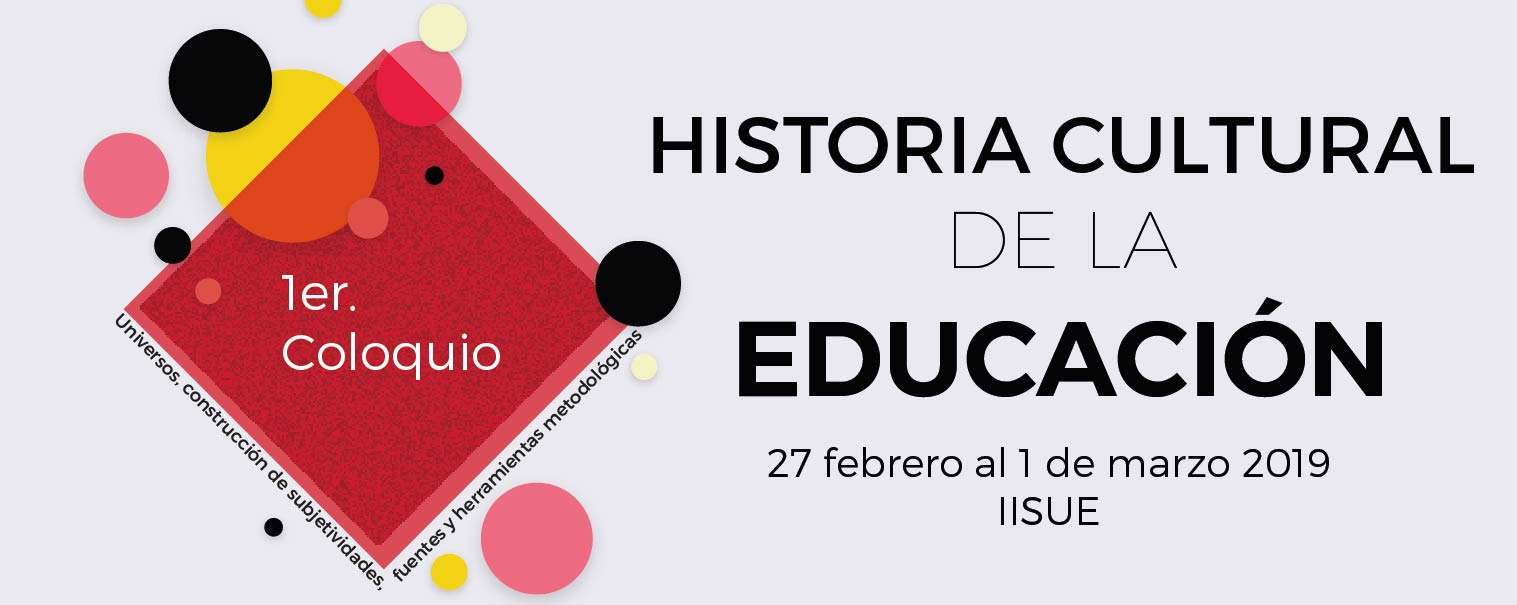 Historia Cultural de la Educación