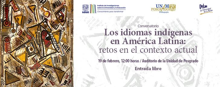 Los idiomas indígenas en América Latina