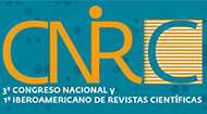 Tercer Congreso Nacional y Primer Congreso Iberoamericano de Revistas Científicas